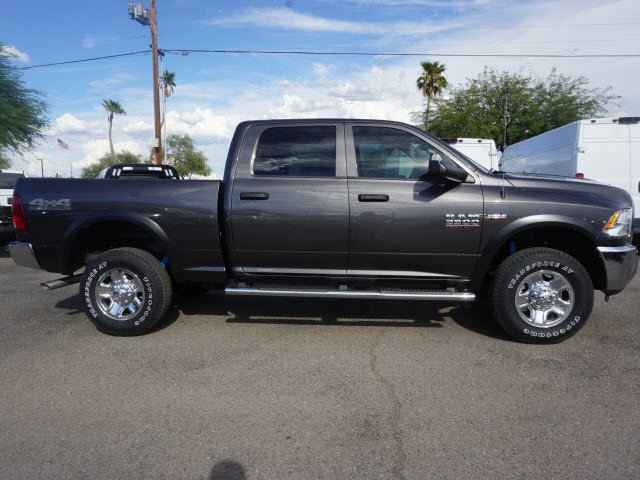 2018 Ram 2500 Crew Cab 4x4,  Pickup #D183448 - photo 4