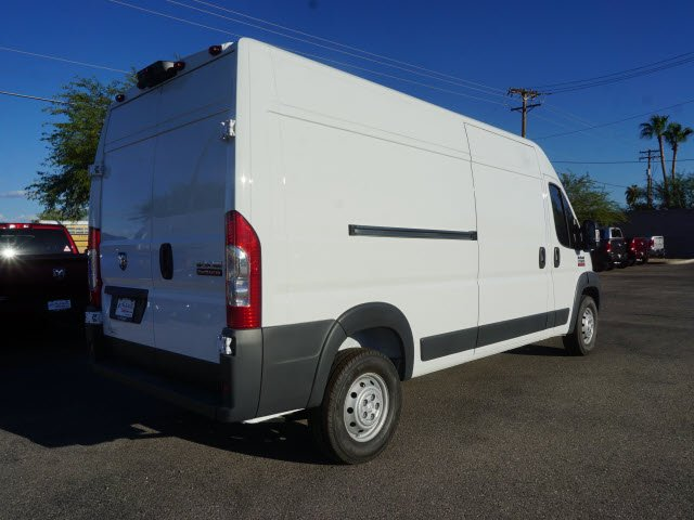 2018 ProMaster 2500 High Roof FWD,  Empty Cargo Van #D183461 - photo 5