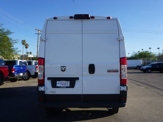 2018 ProMaster 2500 High Roof FWD,  Empty Cargo Van #D183461 - photo 6