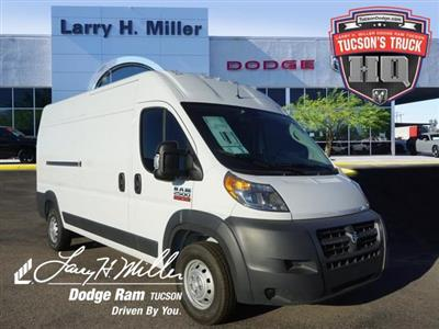 2018 ProMaster 2500 High Roof FWD,  Empty Cargo Van #D183461 - photo 1