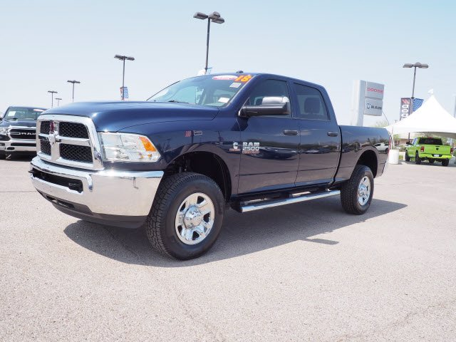 2018 Ram 2500 Crew Cab 4x4,  Pickup #D183509 - photo 4
