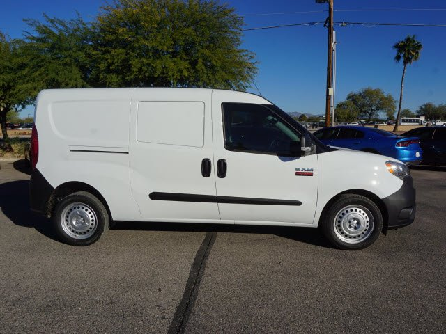 2018 ProMaster City FWD,  Empty Cargo Van #D183662 - photo 4