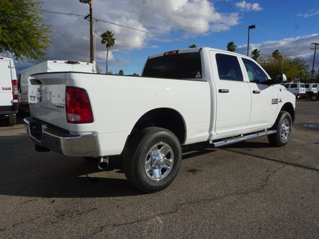 2018 Ram 2500 Crew Cab 4x4,  Pickup #D183672 - photo 2