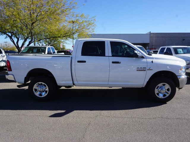 2018 Ram 2500 Crew Cab 4x4,  Pickup #D183680 - photo 3