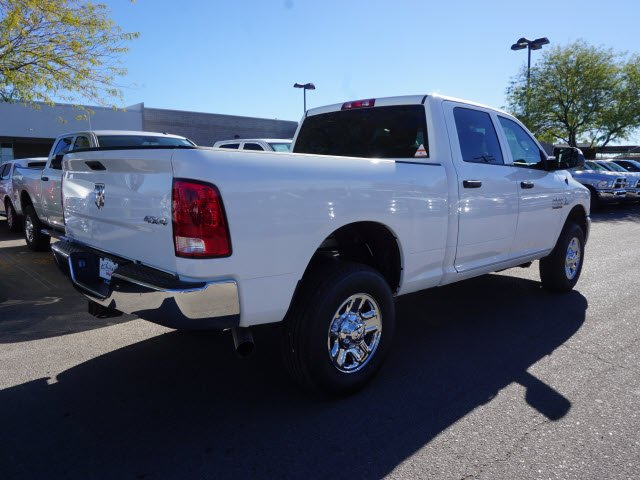 2018 Ram 2500 Crew Cab 4x4,  Pickup #D183680 - photo 4