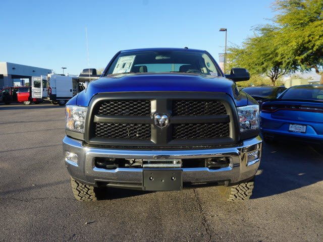 2018 Ram 2500 Crew Cab 4x4,  Pickup #D183686 - photo 3