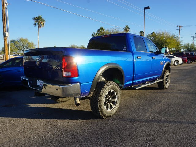 2018 Ram 2500 Crew Cab 4x4,  Pickup #D183686 - photo 2