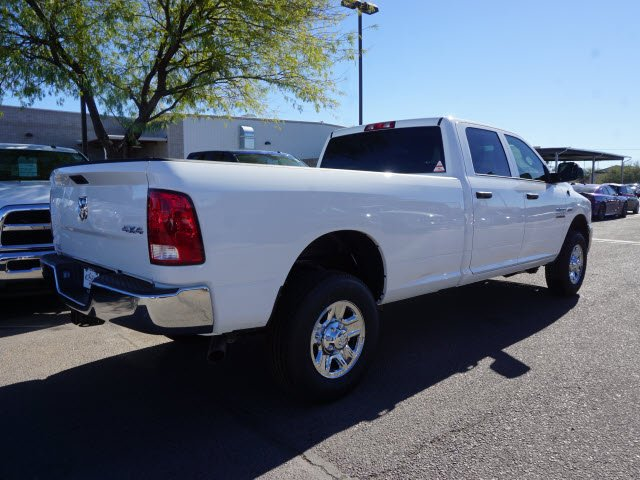 2018 Ram 2500 Crew Cab 4x4,  Pickup #D183689 - photo 4