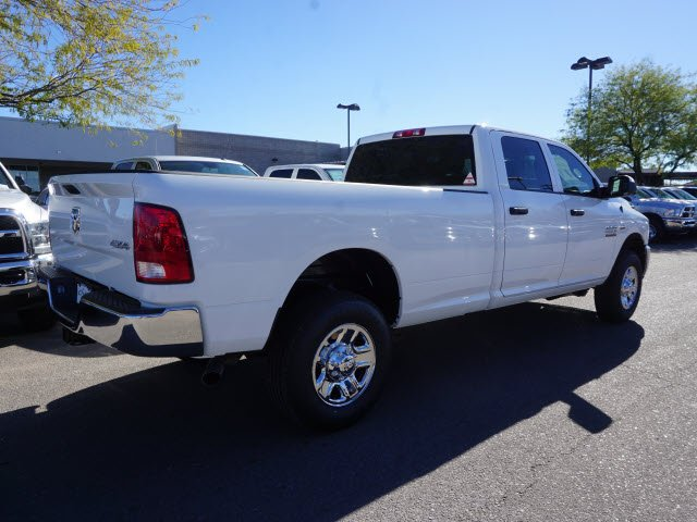 2018 Ram 2500 Crew Cab 4x4,  Pickup #D183690 - photo 4