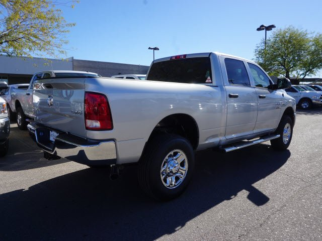 2018 Ram 2500 Crew Cab 4x4,  Pickup #D183706 - photo 4