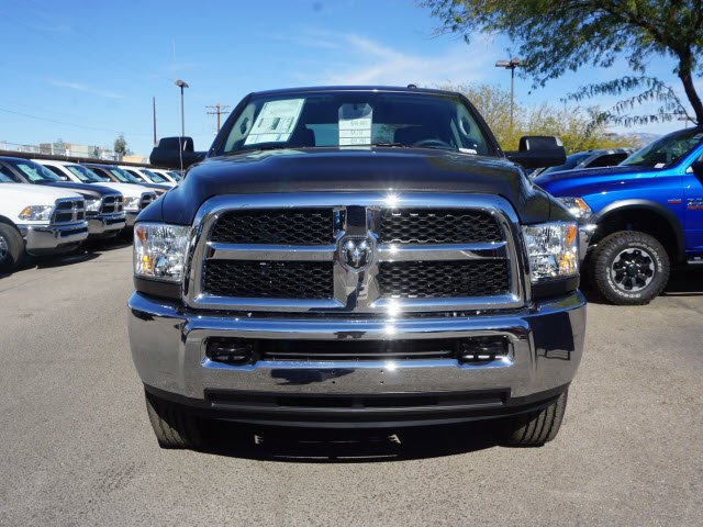 2018 Ram 2500 Crew Cab 4x4,  Pickup #D183726 - photo 2
