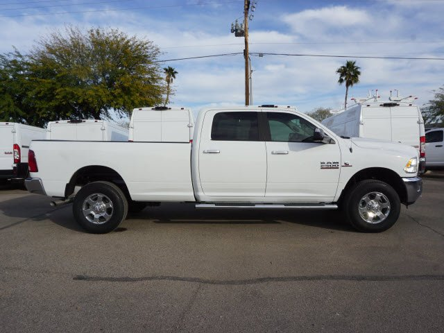 2018 Ram 2500 Crew Cab 4x4,  Pickup #D183727 - photo 4