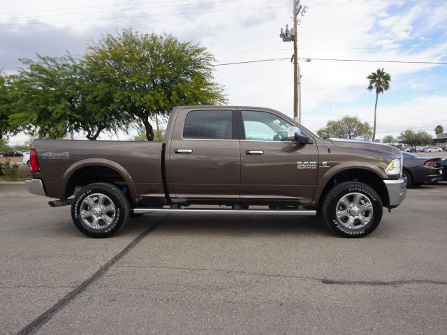 2018 Ram 2500 Crew Cab 4x4,  Pickup #D183735 - photo 4
