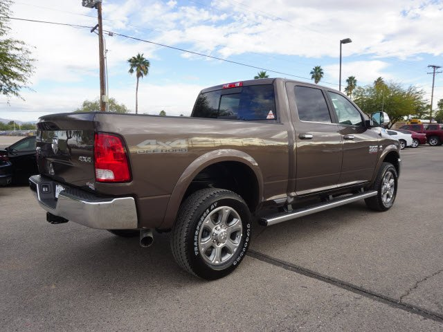 2018 Ram 2500 Crew Cab 4x4,  Pickup #D183735 - photo 2