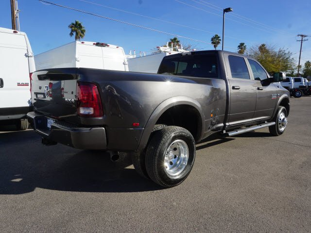 2018 Ram 3500 Crew Cab DRW 4x4,  Pickup #D183796 - photo 4