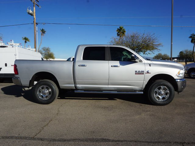 2018 Ram 2500 Crew Cab 4x4,  Pickup #D183813 - photo 4