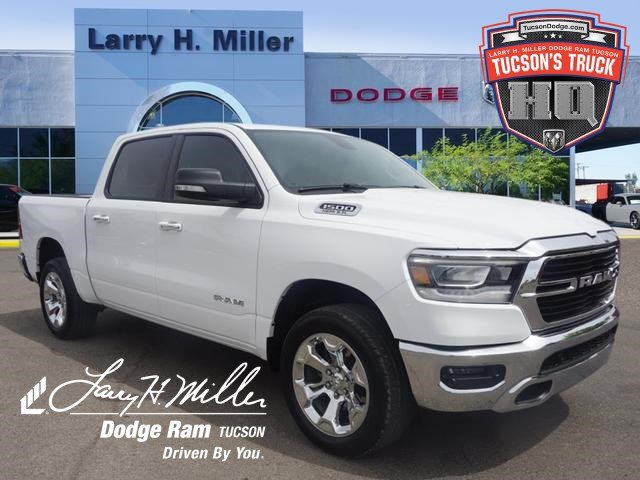 2019 Ram 1500 Crew Cab 4x4,  Pickup #D192003 - photo 1