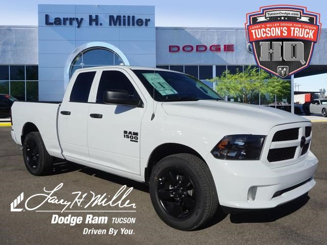 2019 Ram 1500 Quad Cab 4x4,  Pickup #D192142 - photo 1