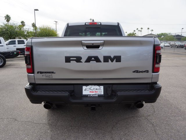 2019 Ram 1500 Crew Cab 4x4,  Pickup #D192245 - photo 4