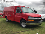 2017 Express 3500, Service Utility Van #C17625 - photo 1