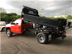 2017 Silverado 3500 Regular Cab DRW, Monroe MTE-Zee Dump Dump Body #C17837 - photo 2