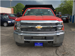 2017 Silverado 3500 Regular Cab DRW, Monroe MTE-Zee Dump Dump Body #C17837 - photo 4