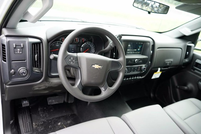 2017 Silverado 3500 Regular Cab DRW, Stake Bed #C17883 - photo 12
