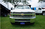 2017 Silverado 3500 Regular Cab DRW, Stake Bed #C17883 - photo 4