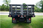 2017 Silverado 3500 Regular Cab DRW, Stake Bed #C17883 - photo 6