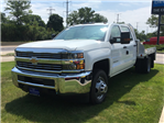2017 Silverado 3500 Crew Cab Platform Body #C17996 - photo 1