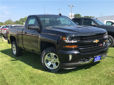 2018 Silverado 1500 Regular Cab 4x4,  Pickup #C18092 - photo 3