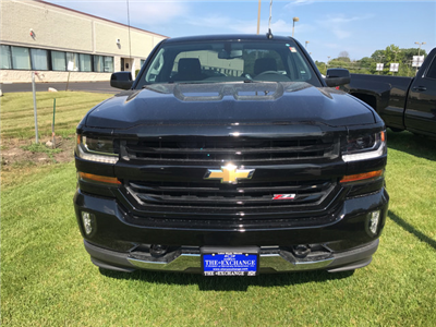 2018 Silverado 1500 Regular Cab 4x4,  Pickup #C18092 - photo 4