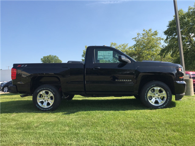 2018 Silverado 1500 Regular Cab 4x4,  Pickup #C18092 - photo 7