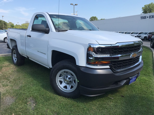 2018 Silverado 1500 Regular Cab 4x4,  Pickup #C18106 - photo 3