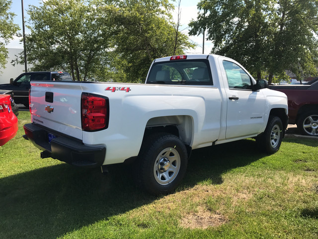 2018 Silverado 1500 Regular Cab 4x4,  Pickup #C18106 - photo 12
