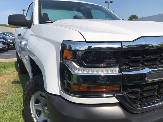 2018 Silverado 1500 Regular Cab 4x4,  Pickup #C18106 - photo 5