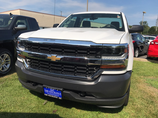 2018 Silverado 1500 Regular Cab 4x4,  Pickup #C18106 - photo 6