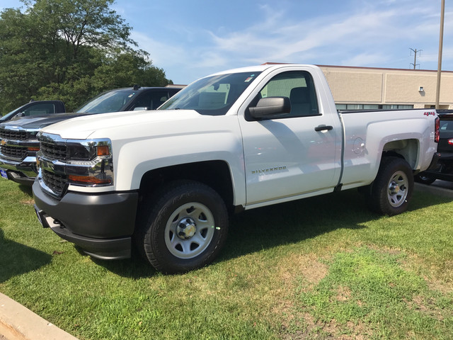2018 Silverado 1500 Regular Cab 4x4,  Pickup #C18106 - photo 7