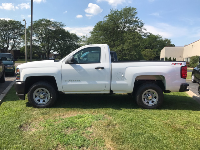 2018 Silverado 1500 Regular Cab 4x4,  Pickup #C18106 - photo 8