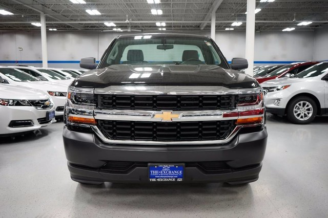 2018 Silverado 1500 Regular Cab, Pickup #C18107 - photo 5