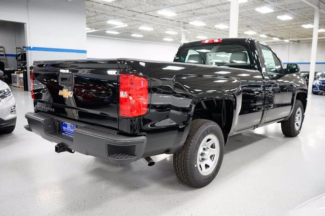 2018 Silverado 1500 Regular Cab, Pickup #C18107 - photo 4