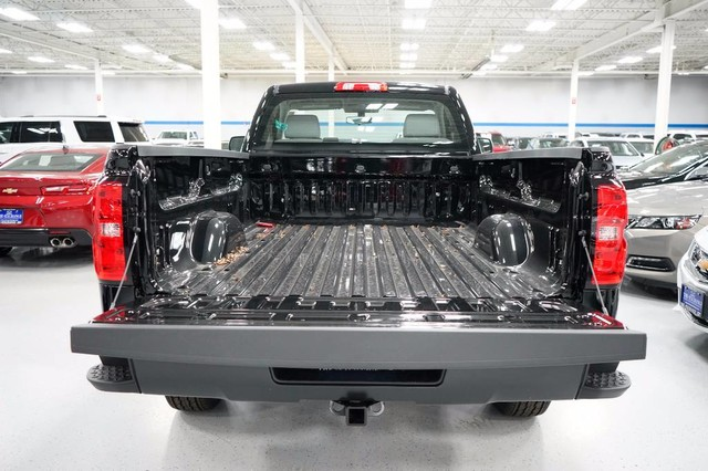 2018 Silverado 1500 Regular Cab, Pickup #C18107 - photo 8