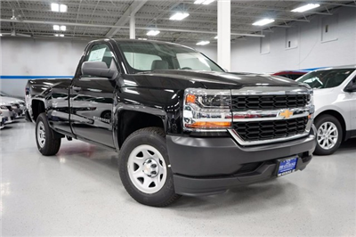 2018 Silverado 1500 Regular Cab, Pickup #C18107 - photo 3