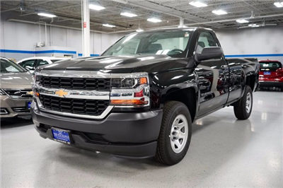 2018 Silverado 1500 Regular Cab, Pickup #C18107 - photo 1