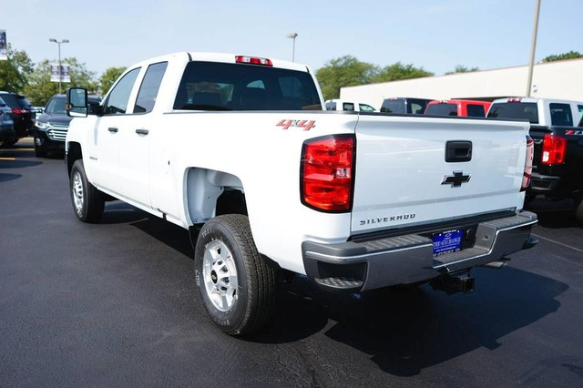 2018 Silverado 2500 Extended Cab 4x4 Pickup #C18115 - photo 2