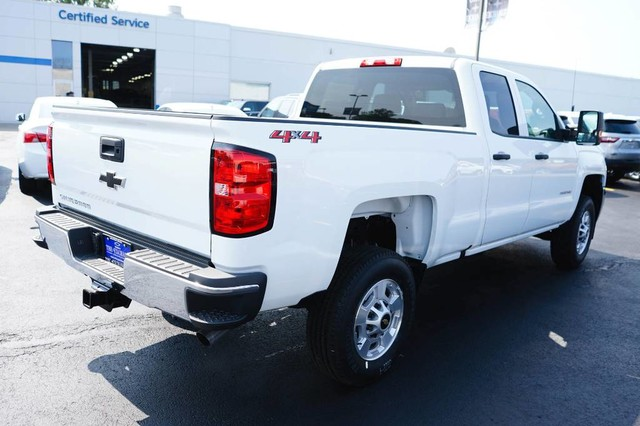 2018 Silverado 2500 Extended Cab 4x4 Pickup #C18115 - photo 7