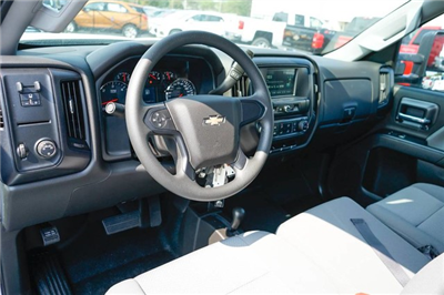 2018 Silverado 2500 Extended Cab 4x4 Pickup #C18115 - photo 11