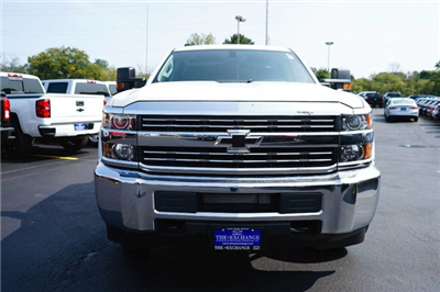 2018 Silverado 2500 Extended Cab 4x4 Pickup #C18115 - photo 4
