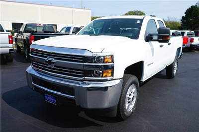 2018 Silverado 2500 Extended Cab 4x4 Pickup #C18115 - photo 1
