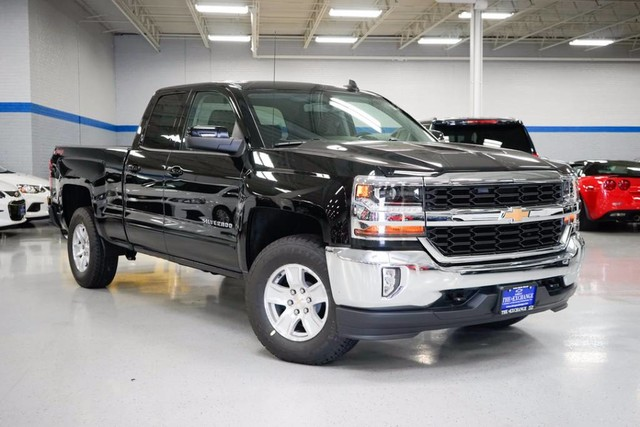 2018 Silverado 1500 Extended Cab 4x4 Pickup #C18117 - photo 3